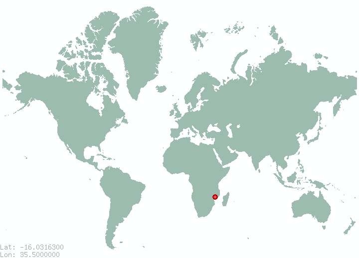 Places In Malawi Find Information On All Places In Malawi - Malawi map png